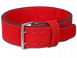 <b>Пояс Harper Gym JE</b> 2633-R Leather XS Red 361 327 - НХМТ