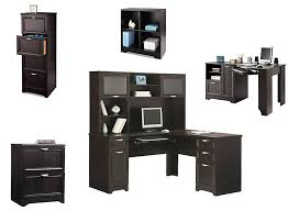 realspace magellan l shaped desk and hutch best home furniture photo details these image we