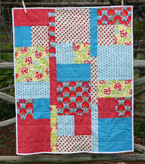 Kate Henderson Quilts: Fat Quarter Baby Quilt Tutorial & Fat Quarter Baby Quilt Tutorial Adamdwight.com
