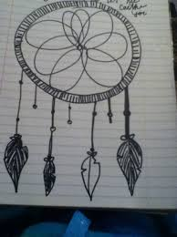 Pictures Of Dream Catchers To Draw How to Draw a Dream Catcher Snapguide 28