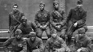british naval convoy system introduced com the harlem hellfighters