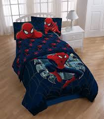 Amazon.com: Marvel Spiderman 'Supreme' microfiber 3 Piece Twin Sheet Set:  Home & Kitchen