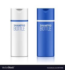 Shampoo Design Shampoo Cosmetic Bottle Template For Your Design