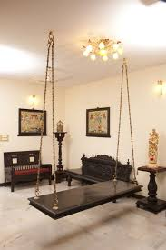 home interior design indian style. oonjal - wooden swings in south indian homes home interior design style e