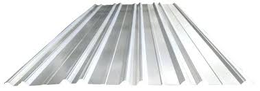 ribbed steel panel