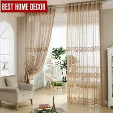 living room sheer window treatments. Fine Living Best Home Decor Tulle Sheer Window Curtains For Living Room The Bedroom  Kitchen Modern Fabric Blinds Drapesin Curtains From Home U0026 Garden On  Intended Living Room Sheer Window Treatments