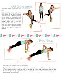 Printable Kettlebell Workout Chart Inner Thighs Waistline With Kettlebells Toneitup Com