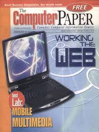 2002 06 The Computer Paper Ontario Edition Adobe Flash