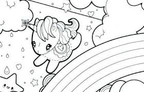 Unicorn Rainbow Coloring Pages Best Of Unicorn Coloring Pages Best