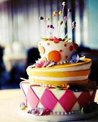 Happy Birthday To Me By Fatima Raad Birthday Mad Hatter Cake