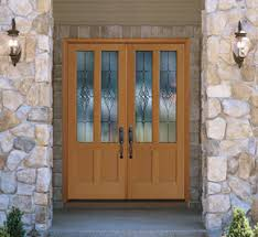 double front doors. Fir Double Front Doors With Glass