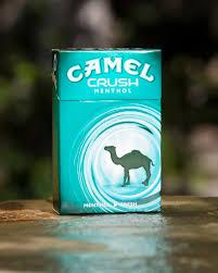 Camel Crush Menthol Lights Camel Menthol Crush Cigarette Before Being Trashed Flickr