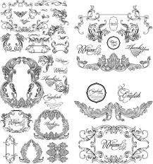 Disegni Per Cornici Decorative