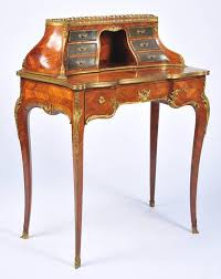antique french las writing desk for a very good quality louis xv style french kingwood ormolu mounted bureau de