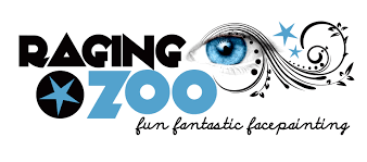 raging zoo face painting raging zoo logo