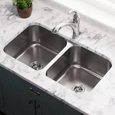 Mrdirect Stainless Steel 33 X 18 Double Basin Undermount Kitchen