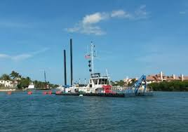Preparations Underway For Sebastian Inlet Dredging Project