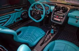 Pagani Zonda Uno Roadster 1/1 cars