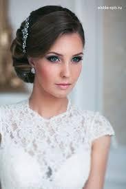 лучших вариантов свадебной прически мода   deerpearlflowers com svadebnaja prichyoska s puchkom 3