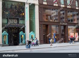 Designer Stores In Manhattan New York City March 14 2014 Stock Photo Edit Now 190752236