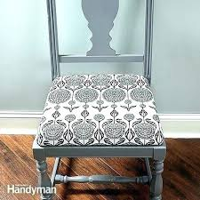 upholstered dining room chairs with oak legs upholstery fabric for how to cover a chair seat