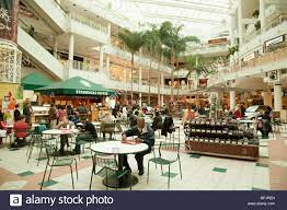 Ein Blick in die Pentagon City Shopping Mall, Washington DC, USA  Stockfotografie - Alamy