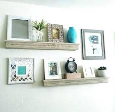 shelves above couch shelves above couch floating shelves above couch above the couch decor wall shelves