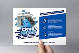 Advertising Flyers Samples Cleaning Flyers Templates Clean Business Flyer Template Free