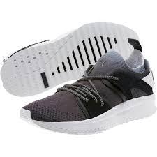 puma shoes suede black. puma x black scale tsugi blaze evoknit men\u0027s training shoes puma suede black
