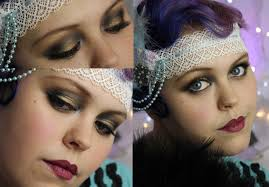 authentic 1920 s make up tutorial you