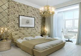 romantic bedroom lighting. Classy And Romantic Bedroom With Elegant Luxury Lighting Idea T