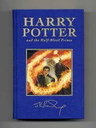 harry potter and the half blood prince uk deluxe edition j k rowling