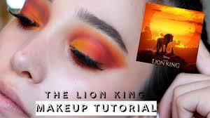 lion king eye makeup saubhaya makeup