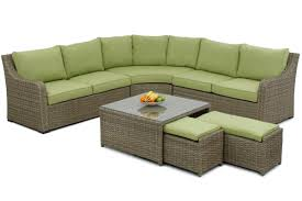 corner furniture. maze rattan milan corner sofa set furniture