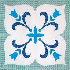 Hawaiian Quilt Patterns & History of Hawaiian Quilts & Floral Ornament Applique Quilt Pattern Adamdwight.com