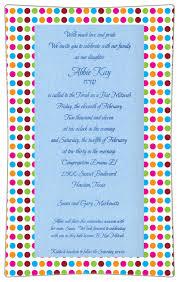 bat mitzvah invitation decoupage plate 2