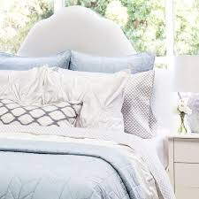 Quilts | Crane & Canopy & Bedroom inspiration and bedding decor | The Chevron Light Blue Quilt & Sham  Duvet Cover | Adamdwight.com