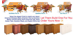 Buy Koala Sewing Cabinet - Furniture For Your Quilting!