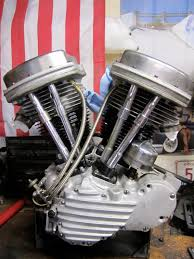 panhead motor knuckle trans for sale