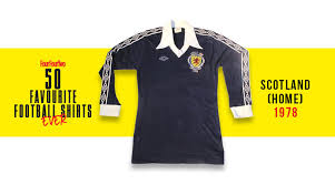 Website Where You Can Make Your Own Shirts Fourfourtwos 50 Best Football Shirts Ever Fourfourtwo