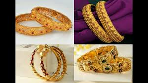 Latest South Indian Bangles Design Latest Gold Bangles Designs South Indian Jewellery Designs