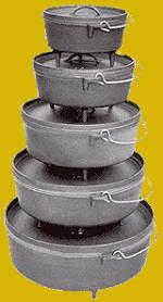 Lodge Dutch Ovens