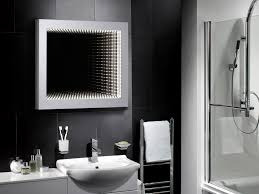 bathroom  contemporary bathroom mirror best home design wonderful