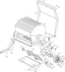 Bunton bobcat ryan 75 70632a lawn sweeper ls340 parts diagram lawn sweeper diagram 23 at hand truck diagram