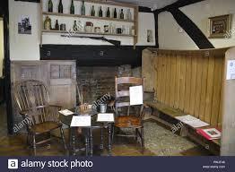Esszimmerbar Im Tudor House Worcester England