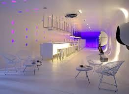 modern bar lighting. Feel Yourself In The Space Super Modern Bar By Felipe Assadi Lighting