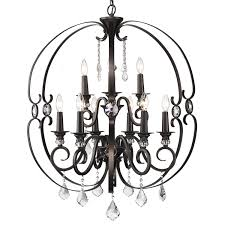 golden lighting chandelier. Golden Lighting 1323-9 EBB Chandelier Y
