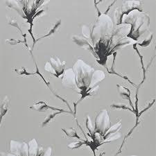 Lotus Grijs Zilver 110880 De Mooiste Muren
