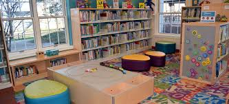 fairport public library delivers a burst of color and fun