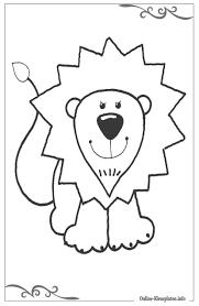 Nijntje Leeuw Drawing And Coloring Leeuw Tekening Leeuw
